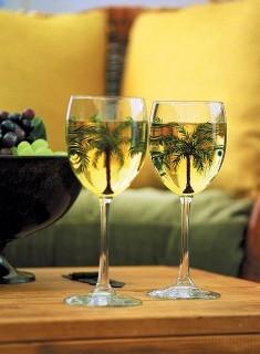 unique hand painted wine glasses girly unique handpainted glassware glass painting hand painted wine martini glasses rancho santa